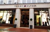 Hilfiger: flagship store in Dublin