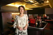 Breda Bubear has been with Virgin Atlantic for more than 20 years
