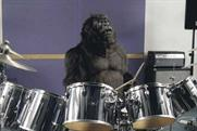 Cadbury 'gorilla': the ad was included in the study