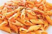 Own-label pasta dominates sales