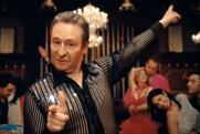 Aviva: Paul Whitehouse stars in 'ballroom' car insurance ad