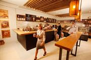Restaurants and retailers refresh their brands by revamping their stores