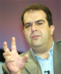 Haji-Ioannou: 'our right to use our own corporate colour'