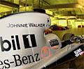 McLaren: Johnnie Walker to sponsor this season