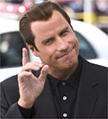 Travolta: 'Be Cool' star does not drink