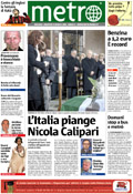 Metro: expansion reflects the success of Italian editions