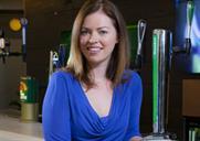 Louise Dennett, Heineken's brand manager