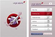 Virgin Atlantic: unveils its Trip Journal app