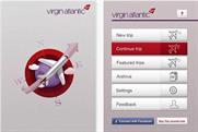 Virgin Atlantic: unveils its Trip Journal app