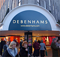 Debenhams: launching credit card to protect profits