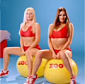 Zoo: ads too steamy for daytime
