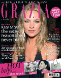 Grazia: on target in sales and audience