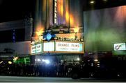 Orange's Gold Spot cinema campaign adds digital element
