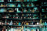 Alcohol: set to be sold at no less than 45p per unit
