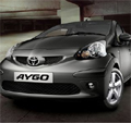 Toyota Aygo: cross-promotional deal with Emap