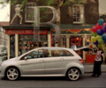 Mercedes B-Class: integrated campaign