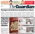 Questions hang over Guardian reporter with extremist Islamic links