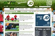 Goaly Moly, the new football website from Holy Moly