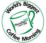 Macmillan coffee campaign: first online ads