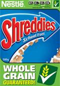 Shreddies: must make ads clearer