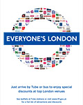 Tfl: 'Everyone's London' promotion