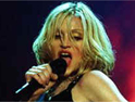 Madonna: starring in new Morotola ad