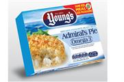 Young's Seafood introduces 'green' packaging for its fish pie line