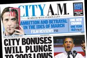 City AM: launches market challenge