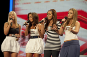 Accent: one of the X-Factor groups to audition