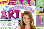 Girl Talk Art: Immediate Media launches arts and crafts title