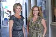 Hodson (l) and Woods: will be joint CEOs of M&C Saatchi Milk