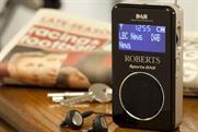 Roberts: the SportsDAB II handheld digital radio