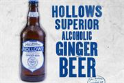 Hollows Superior Alcoholic Ginger Beer: the latest addition to Fentimans' drinks portfolio