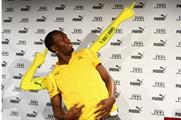 Usain Bolt World Championship victories prompt Puma trainer sell-out