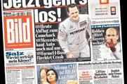 Bild: German newspaper published by Axel Springer