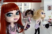 Diet Coke: TV ad features  three female puppets