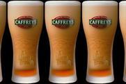 Caffrey's: readies latest brand campaign