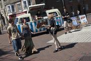 Mars Ice Cream roadshow a hit with consumers