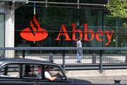 Abbey, part of the Santander group