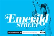 Emerald Street: launch will be backed by John Lewis