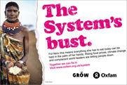 Oxfam: 'grow' campaign by Wolff Olins