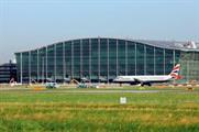 BAA begins review of airport-advertising contract