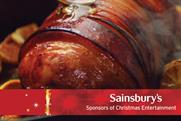 Sainsbury's: sponsors Christmas programming on UKTV