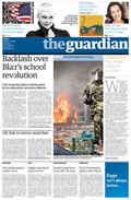 The Guardian: relaunch well-received