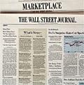 Wall Street Journal: Saturday edition