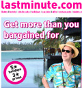 Lastminute.com: reviewing creative account