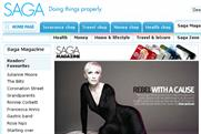 Saga: SapientNitro hired to expand brand's online profile