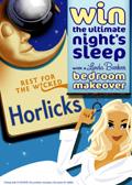 Horlicks: sleep-easy promotion