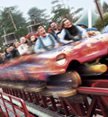 Alton Towers: looking to attract visitors