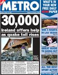 Metro: launching in Dublin